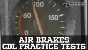 Air Brakes CDL Practice Tests