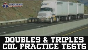 Doubles and Triples CDL Practice Tests
