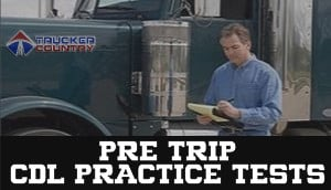 Pre-Trip Inspection CDL Practice Tests